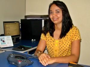 Kheyla Soares, secretária municipal de Administração