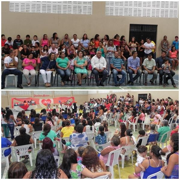 Secretários municipais marcam presença em evento promovido pela Prefeitura...