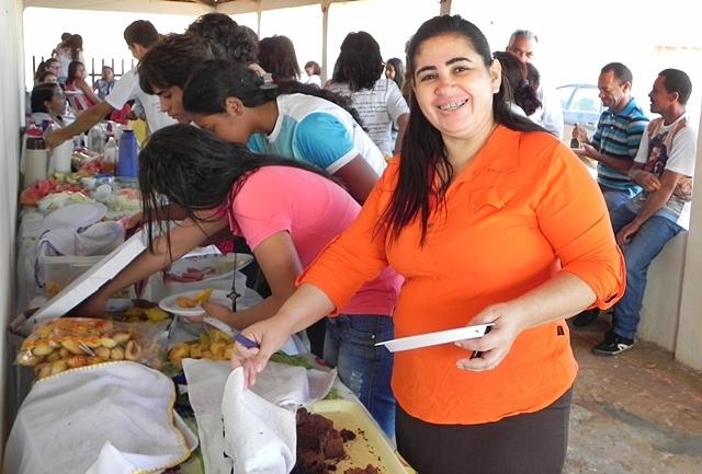 Secretária Frankyleide Câmara participou juntamente com sua comitiva...