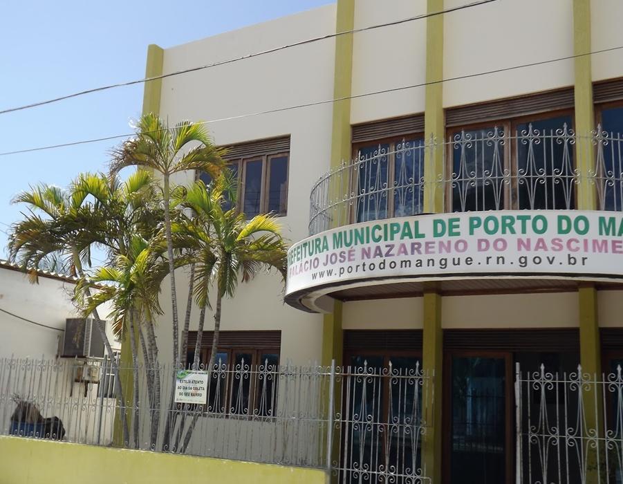 Resultado de imagem para fotos da prefeitura de porto do mangue
