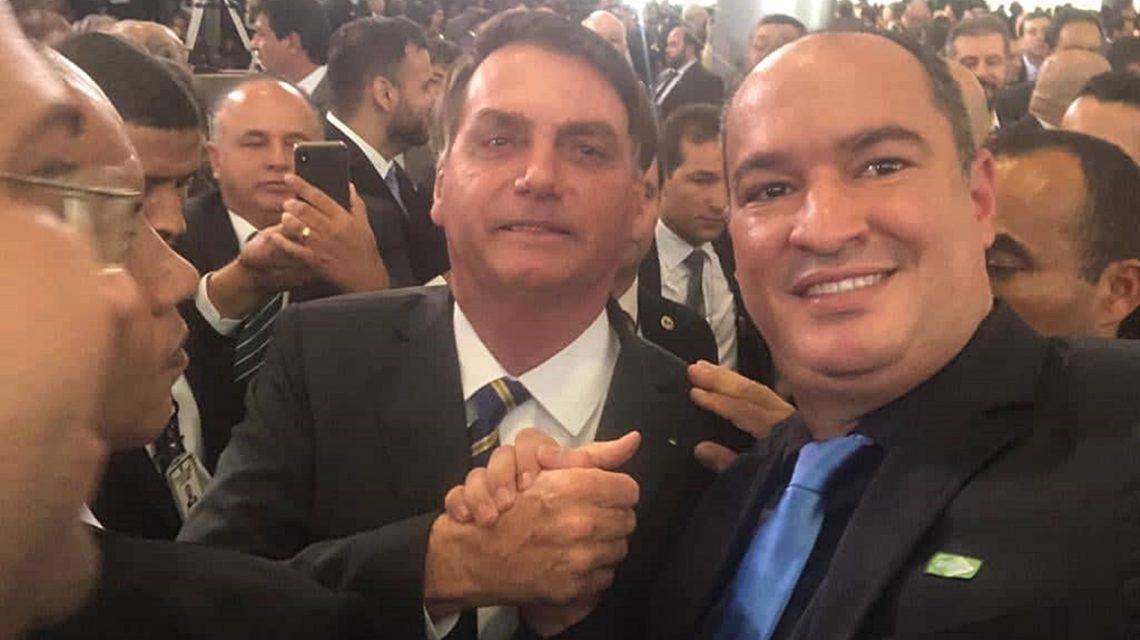 Prefeito Dr. Thiago Meira em Brasilia tem encontro com o ...